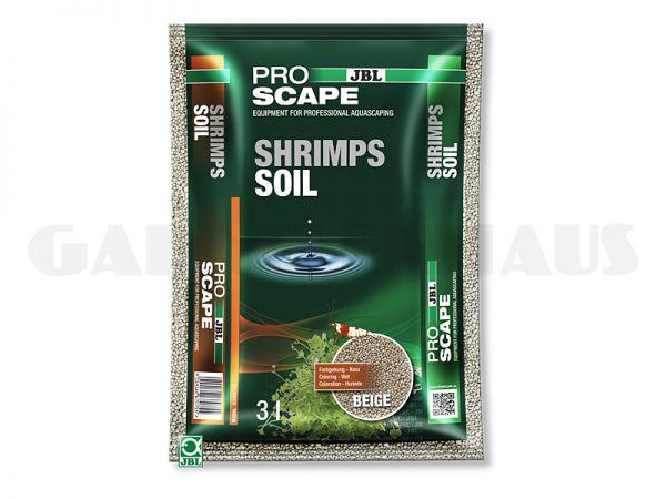 ProScape ShrimpSoil BEIGE, 3 l
