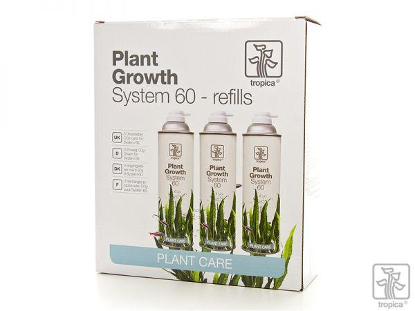 Plant Growth System 60 Refills, 3 Stück