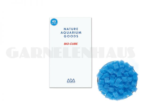 Bio Cube 45, blau, 2 l