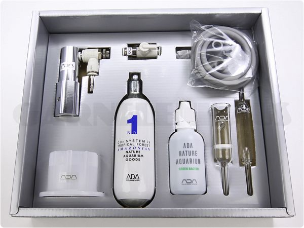 CO2-Advanced System White
