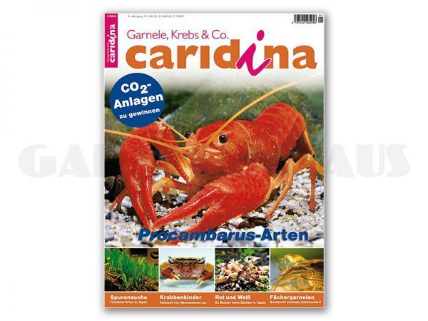 caridina, Heft 1/2010