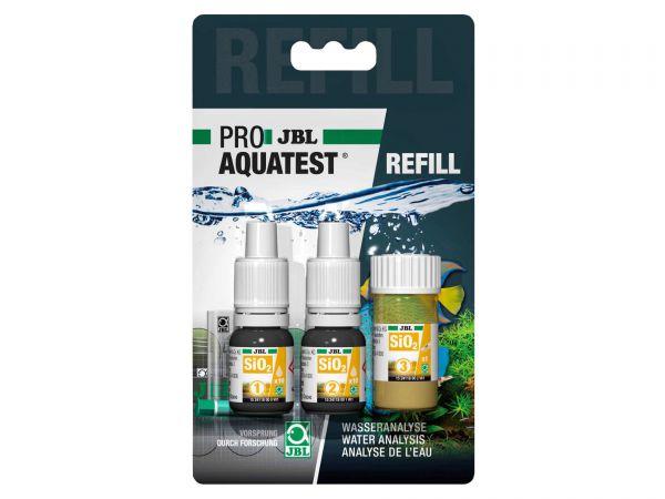 JBL - Pro Aquatest SiO2 (Silikat) Reagenz, Refill-Pack (Nachfüllung)