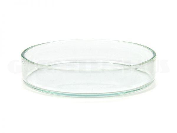 Futterschale Glas, 74/15 mm