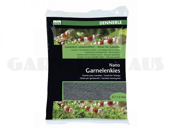 Nano Garnelenkies - Arkansas Grau
