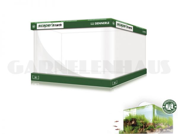 Scapers Tank, 35 Liter