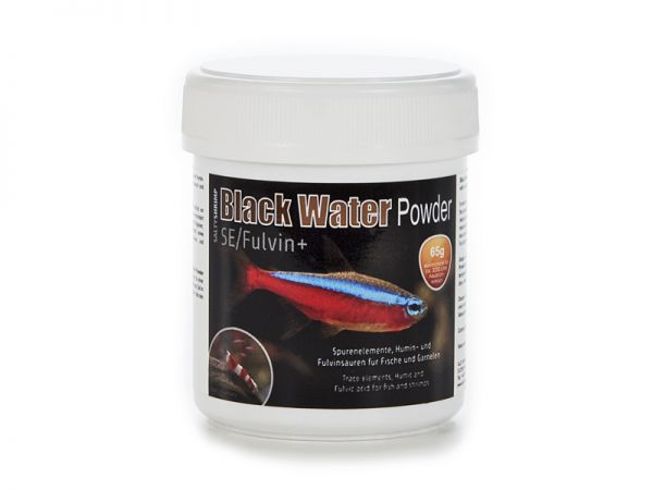 Black Water Powder SE/Fulvin+, 65g