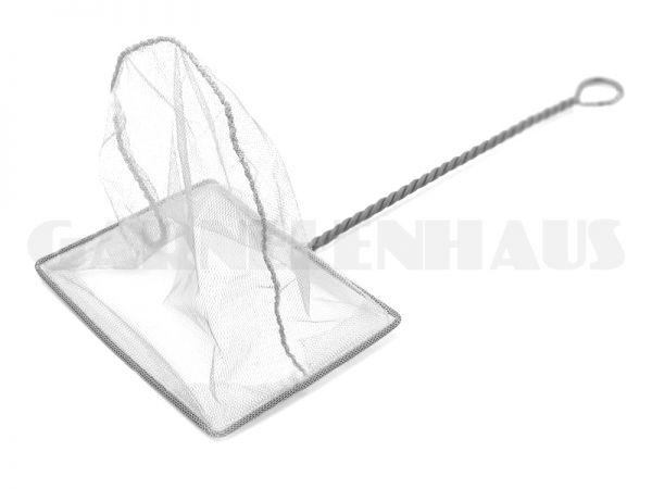 Fangnetz (Kescher), 20 cm, rechteckig