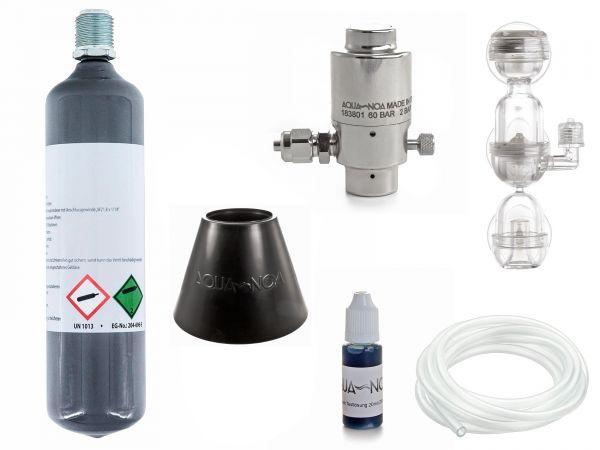 AQUA-NOA - CO2 Komplett-Set Nano