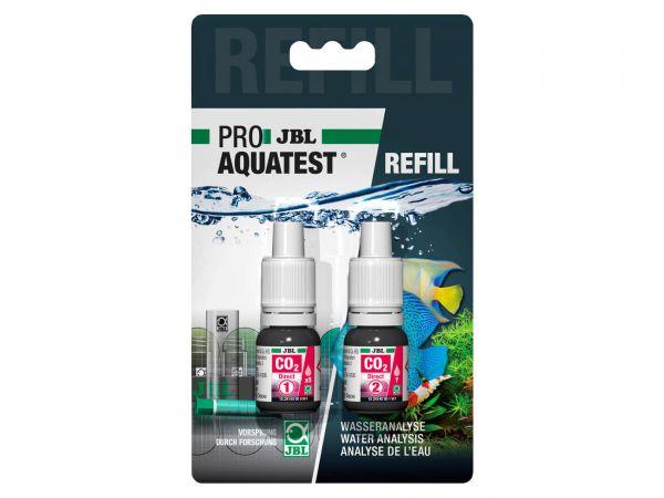 JBL - Pro Aquatest CO2 Direct (Kohlendioxid) Reagenz, Refill-Pack (Nachfüllung)
