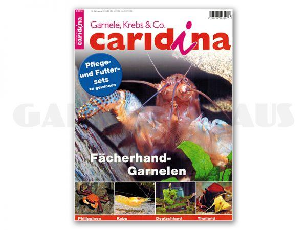 caridina, Heft 2/2012