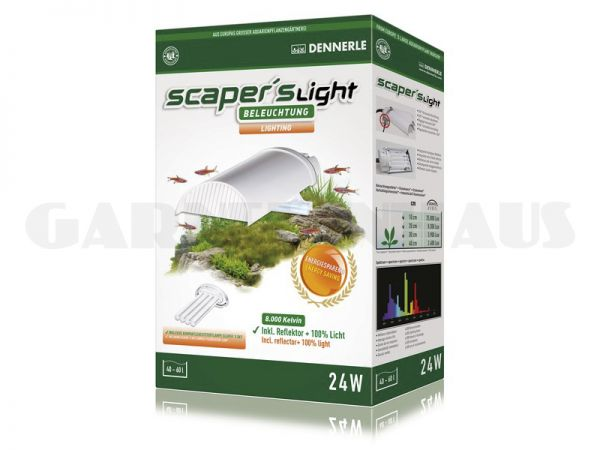 Scapers Light, 24W/8000K