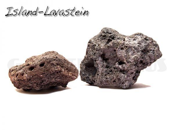 Island-Lavastein, 1 kg