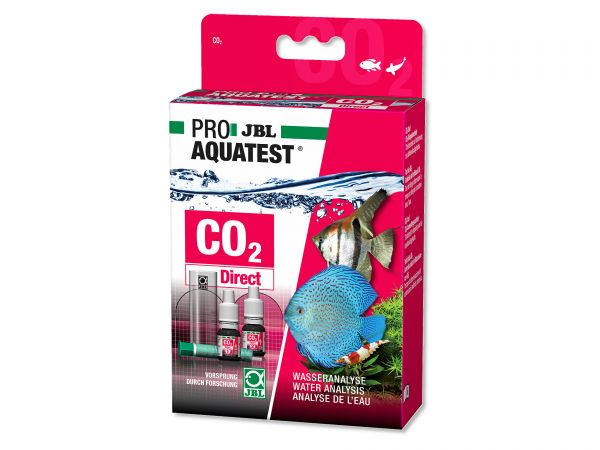 JBL Pro Aquatest CO2 / Kohlendioxid Direct Aquarium Wasseranalyse