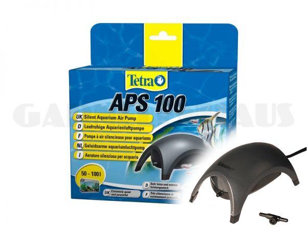 Durchlüfterpumpe APS-100