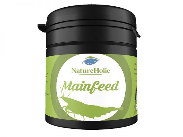 Mainfeed Garnelenfutter, 30g