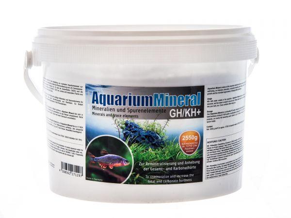 Aquarium Mineral GH/KH+, 2550g