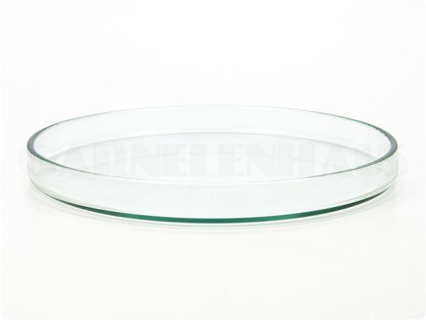 Futterschale Glas, 100/11 mm