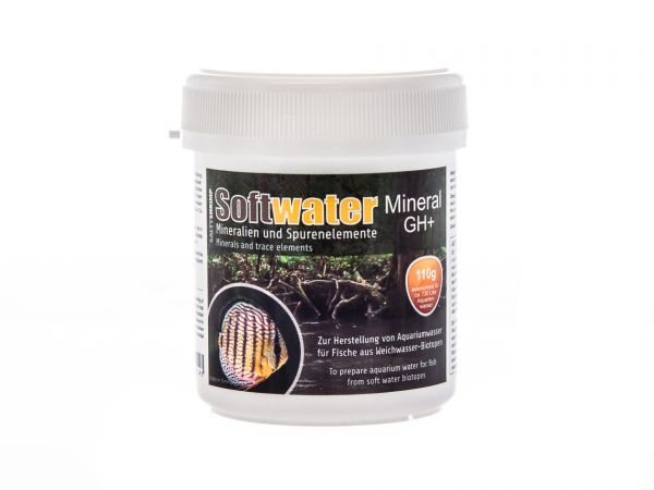 Softwater Mineral GH+, 110g