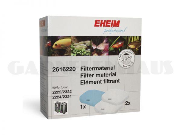 1x Filtermatte u. 2x Filtervlies f. 150/250