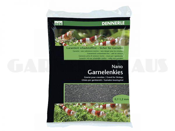 Nano Garnelenkies - Sulawesi Schwarz