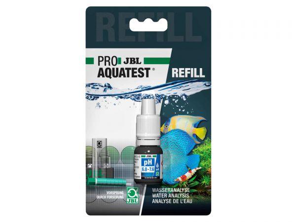 JBL - Pro Aquatest pH 6,0 - 7,6 Reagenz, Refill-Pack (Nachfüllung)