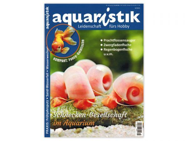 aquaristik - Leidenschaft fürs Hobby, Ausgabe 3/2021